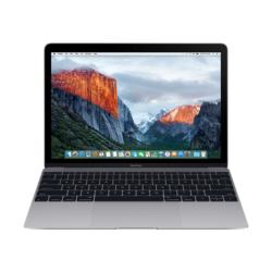 APPLE NB MacBook 12-inch Retina, Intel Dual Core M5 1,2 GHz, 8GB, 512GB SSD, Intel HD Graphics 515, space grey HUN KB