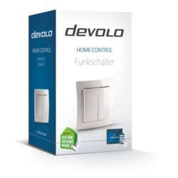 DEVOLO Smart Home Home Control Kapcsoló (Home Control Wall Switch)