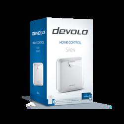 DEVOLO Smart Home Home Control Sziréna (Home Control Siren)