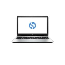 HP 15-AC120NH, 15.6 FHD AG, Core i3-5005U, 4GB, 128GB SSD.Intel HD UMA, DOS, fehér ezüst