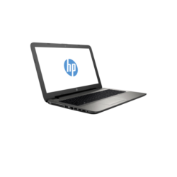 HP 15-AC135NH, 15.6 FHD AG, Celeron N3050 dual, 4GB, 128GB SSD, Intel HD UMA, Win 10, turbó ezüst