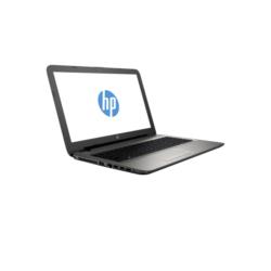 HP 15-AC135NH, 15.6 FHD AG, Celeron N3050dual, 4GB, 128GB SSD, Intel HD UMA, Win 10, turbó ezüst