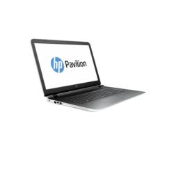 HP 15-AC140NH, 15.6 FHD AG, Core i3-5005U, 4GB, 128GB SSD, AMD R5M330 2GB, Win 10, fehér ezüst