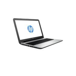 HP 15-AC141NH, 15.6 FHD AG, Core i3-5005U, 4GB, 128GB SSD, AMD R5M330 2GB, DOS, fehér ezüst