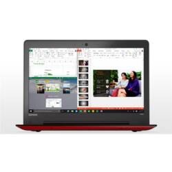 "LENOVO IdeaPad 500S-13ISK, 13,3""  FHD IPS AG, Intel Core i5-6200U, 4GB, 500GB+8GB SSHD, NV GF920M, NO ODD, DOS, RED"