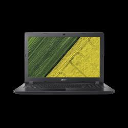 """ACER Aspire A315-32-P5PA 15.6"""" FHD LED, Intel Pentium Quad Core N5000, 4GB, 1TB, Windows 10, fekete"""