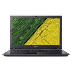 "ACER Aspire A315-51-57U6, 15.6"" HD, i5-7200U, 4GB DDR4, 1TB HDD, NO ODD, Intel HD Graphics 620, Elinux, fekete"