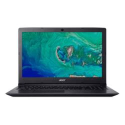 "ACER Aspire A315-53G-36ZZ, 15.6"" FHD, Intel Core i3-7020U, 4GB, 1TB HDD, nVidia GeForce MX130, NO ODD, Linux, fekete"