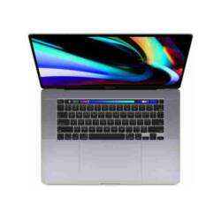 "APPLE MacBook Pro 16"" Touch Bar/6-core i7 2.6GHz/16GB/512GB SSD/Radeon Pro 5300M w 4GB - Space Grey - HUN KB"