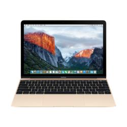 APPLE NB MacBook 12-inch Retina, Intel Dual Core M3 1,1 GHz, 8GB, 256GB SSD, Intel HD Graphics 515, gold HUN KB