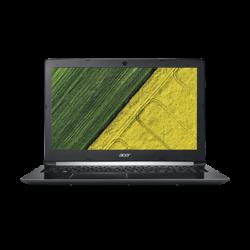 "Acer Aspire A515-51G-52TL 15.6"" HD, Intel Core i5-7200U, 4GB, 500GB, GeForce 940MX, Elinux, szürke"