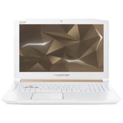 """Acer Predator Helios PH315-51-763K 15.6"""" IPS FHD, Intel i7-8750H, 16GB, 1TB HDD, GeForce GTX 1060, Linux, fehér"""