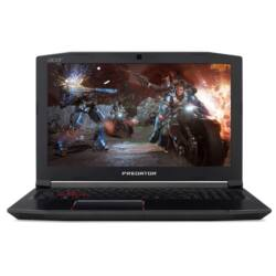 "Acer Predator Helios PH315-51-78YG 15.6"" FHD 144Hz IPS, Intel Core i7-8750H, 8GB, 128GB  1TB HDD GeForce GTX1050Ti Linux"