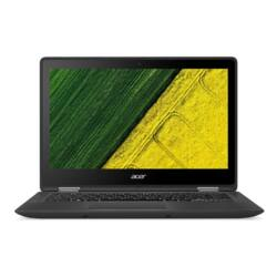 "Acer Spin 5 SP513-51-79DM 13.3"" IPS FHD, i7-7500U, 8GB, 512GB SSD, Intel HD Graphics 620, Win10 Home, fekete"