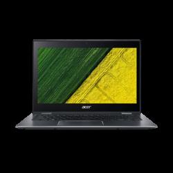 """Acer Spin 5 SP513-52N-88GA 13.3"""" IPS FHD, i7-8550U, 8GB, 512GB SSD, NoODD, Intel UHD 620, Win10 Home, szürke"""