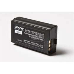 BROTHER Akkumulátor BA-E001 címkenyomtatóhoz, Li-Ion battery (TZe 18-24mm Li-Ion compatible PTouch machines)