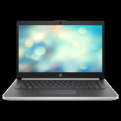"""HP 14-dk0005nh, 14"""" FHD AG TN, AMD Ryzen3 3200U, 8GB, 512GB SSD, AMD Radeon 530 2GB, ezüst"""