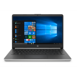 "HP 14s-dq1000nh, 14"" FHD AG IPS, Core i3-1005G1, 4GB, 256GB SSD, ezüst"