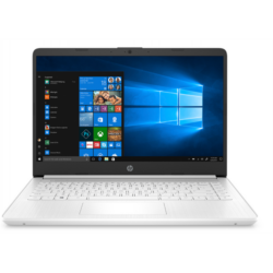 "HP 14s-dq1003nh, 14"" FHD AG IPS, Core i3-1005G1, 4GB, 256GB SSD, Win 10, fehér"