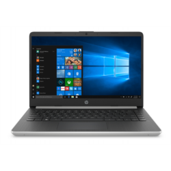 "HP 14s-dq1010nh, 14"" FHD AG IPS, Core i3-1005G1, 8GB, 256GB SSD, Win 10, ezüst"