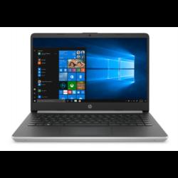 "HP 14s-dq1010nh, 14"" FHD AG IPS, Core i3-1005G1, 8GB, 256GB SSD, Win 10, ezüst"