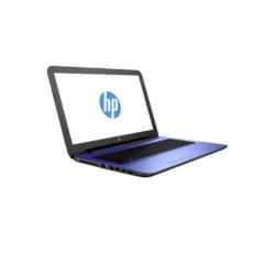 HP 15-AC136NH, 15.6 FHD AG, Celeron N3050dual, 4GB, 128GB SSD, Intel HD UMA, Win 10, kék