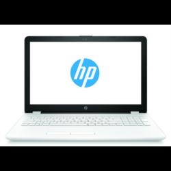 """HP 15-bs112nh, 15.6"""" FHD AG, Core i3-5005U, 4GB, 256GB SSD, Win 10, fehér"""