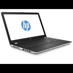"HP 15-da0018nh, 15.6"" FHD AG, Core i3-7020U, 4GB, 1TB, GF MX110 2GB, Win 10, ezüst"