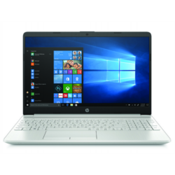 "HP 15-dw1002nh, 15.6"" FHD AG, Core i5-10210U, 8GB, 512GB SSD, GF MX130 2GB, Win 10, ezüst"