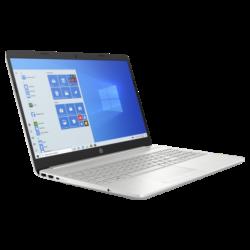 "HP 15-dw2000nh, 15.6"" FHD AG SVA, Core i7-1065G7, 16GB, 512GB SSD, Nvidia GF MX330 2GB, Win 10, ezüst"