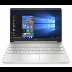 "HP 15s-eq0000nh, 15.6"" FHD AG, AMD Ryzen3 3200U, 4GB, 256GB SSD, Win 10, ezüst"