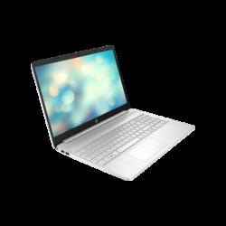 "HP 15s-eq0005nh, 15.6"" FHD AG, AMD Ryzen5 3500U, 8GB, 512GB SSD, ezüst"