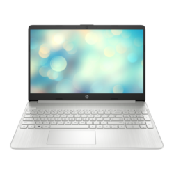 "HP 15s-eq1000nh, 15.6"" FHD AG SVA, Ryzen 3 3250U, 4GB, 256GB SSD, ezüst"
