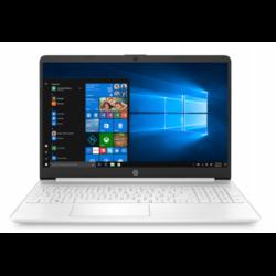 "HP 15s-fq1027nh, 15.6"" FHD AG, Core i3-1005G1, 4GB, 256GB SSD, Win 10, fehér"