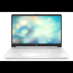 "HP 15s-fq1034nh, 15.6"" FHD AG, Core i3-1005G1, 4GB, 512GB SSD, fehér"