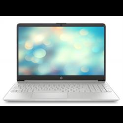 "HP 15s-fq1036nh, 15.6"" FHD AG, Core i3-1005G1, 8GB, 512GB SSD, ezüst"