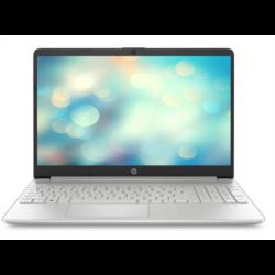 "HP 15s-fq1040nh, 15.6"" FHD AG, Core i5-1035G1, 8GB, 256GB SSD, ezüst"