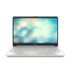 "HP 15s-fq1045nh, 15.6"" FHD AG SVA, Core i5-1035G1, 8GB, 512GB SSD, Win10, ezüst"