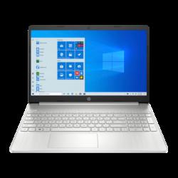 "HP 15s-fq1049nh, 15.6"" FHD AG SVA, Core i5-1035G1, 16GB, 512GB SSD, Win 10, ezüst"