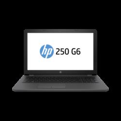 """HP 250 G6 15.6"""" HD AG, Core i3-6006U 2.0GHz, 4GB, 1TB, Win 10"""