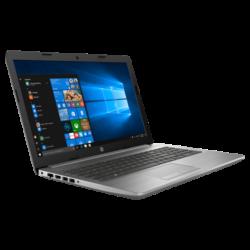 """HP 250 G7 15.6"""" FHD AG, Core i3-7020U 2.3GHz, 4GB, 256GB SSD, Win 10, ezüst"""