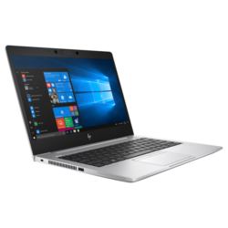 HP EliteBook 735 G6 13.3 FHD AG UWVA SureView, Ryzen 7 Pro 3700U 2.3GHz, 16GB, 512GB SSD, Win10 Prof.