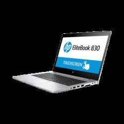 """HP EliteBook 830 G5 13.3"""" FHD AG UWVA + Sure View Core i7-8550U 1.8GHz, 8GB, 512GB SSD, WWAN, Win 10 Prof."""
