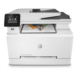 HP Lézer MFP NY/M/S/F Laserjet Pro 200 color MFP M281fdw, színes, 256MB, USB/Háló/WLAN, A4 14lap/perc FF, 600x600