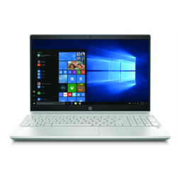 "HP Pavilion 15-cs3006nh, 15.6"" FHD AG IPS, Core i5-1035G1, 8GB, 512GB SSD, Nvidia GF MX130 2GB, Win 10, ezüst"