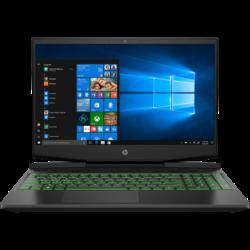"HP Pavilion Gaming 15-dk0004nh, 15.6"" FHD AG IPS, Core i7-9750H, 8GB, 512GB SSD, GF GTX 1660Ti 6GB, Win 10, Shadow Black"
