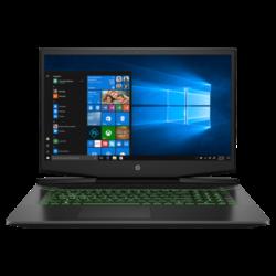 "HP Pavilion Gaming 17-cd0008nh, 17.3"" FHD AG, Core i5-9300H, 8GB, 512GB SSD, GF GTX 1660Ti 6GB, Win 10, Shadow Black"