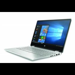 "HP Pavilion x360 14-dh0044nh, 14"" FHD AG IPS, Pentium N5000, 4GB, 256GB SSD, Win 10, ezüst"