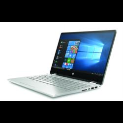 "HP Pavilion x360 14-dh1000nh, 14"" FHD AG IPS, Core i3-10110U, 8GB, 256GB SSD, Win 10, ezüst"