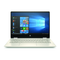 """HP Pavilion x360 14-dh1003nh, 14"""" FHD AG IPS, Core i5-10210U, 8GB, 512GB SSD, Win 10, arany"""